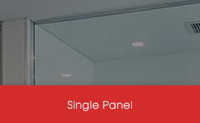 Framed Single Panel Screens